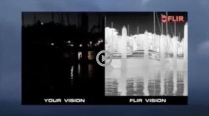 FLIR Thermal Camera Video Screengrab | Marine Special Products