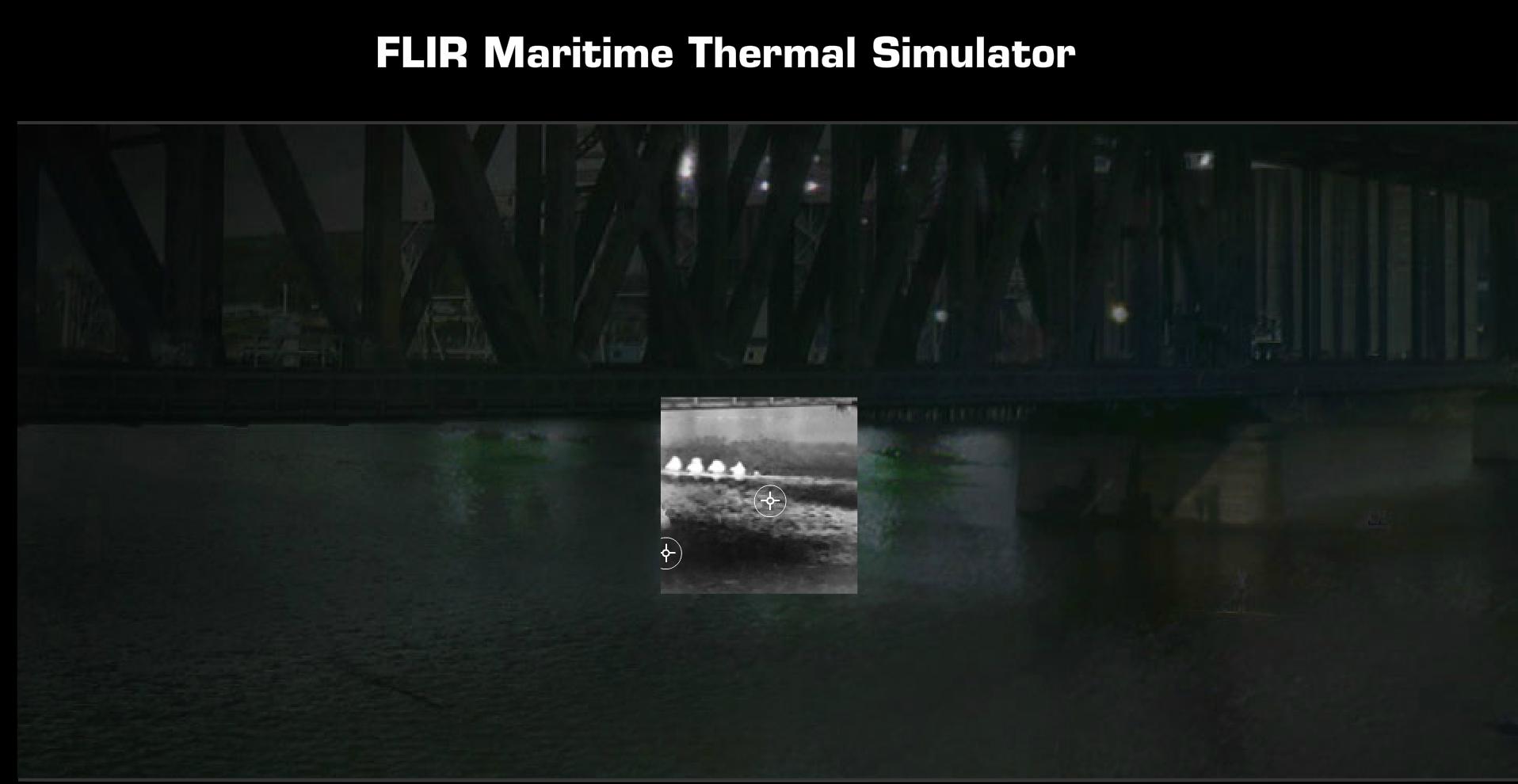 FLIR Thermal Simulator | Marine Special Products
