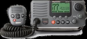 RayMarine VHF Radio Image